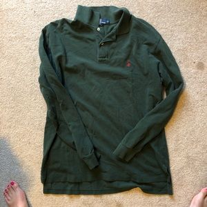 Polo by Ralph Lauren long sleeve polo XL